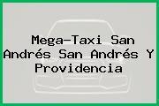 Mega-Taxi San Andrés San Andrés Y Providencia
