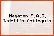 Megaten S.A.S. Medellín Antioquia