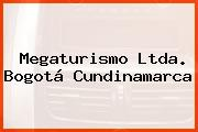 Megaturismo Ltda. Bogotá Cundinamarca