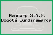 Mencorp S.A.S. Bogotá Cundinamarca
