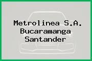 Metrolinea S.A. Bucaramanga Santander