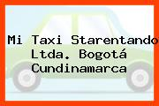 Mi Taxi Starentando Ltda. Bogotá Cundinamarca