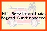 Mil Servicios Ltda. Bogotá Cundinamarca
