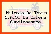 Milenio De Taxis S.A.S. La Calera Cundinamarca