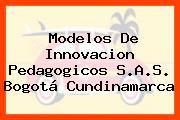 Modelos De Innovacion Pedagogicos S.A.S. Bogotá Cundinamarca