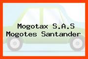 Mogotax S.A.S Mogotes Santander