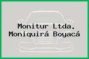 Monitur Ltda. Moniquirá Boyacá