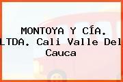 MONTOYA Y CÍA. LTDA. Cali Valle Del Cauca