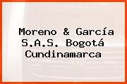 Moreno & García S.A.S. Bogotá Cundinamarca