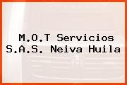 M.O.T Servicios S.A.S. Neiva Huila