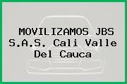 MOVILIZAMOS JBS S.A.S. Cali Valle Del Cauca