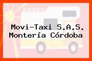 Movi-Taxi S.A.S. Montería Córdoba