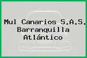 Mul Canarios S.A.S. Barranquilla Atlántico