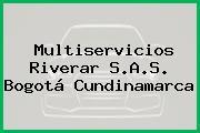 Multiservicios Riverar S.A.S. Bogotá Cundinamarca