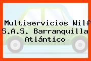 Multiservicios Wilf S.A.S. Barranquilla Atlántico