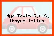 Mym Taxis S.A.S. Ibagué Tolima