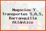 Negocios Y Transportes S.A.S. Barranquilla Atlántico