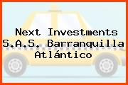 Next Investments S.A.S. Barranquilla Atlántico