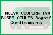 NUEVA COOPERATIVA BUSES AZULES Bogotá Cundinamarca