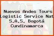 Nuevos Andes Tours Logistic Service Nat S.A.S. Bogotá Cundinamarca