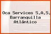 Oca Services S.A.S. Barranquilla Atlántico