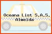 Oceana List S.A.S. Almeida