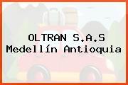 OLTRAN S.A.S Medellín Antioquia