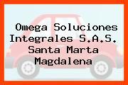 Omega Soluciones Integrales S.A.S. Santa Marta Magdalena