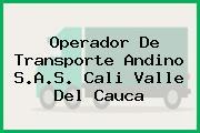 Operador De Transporte Andino S.A.S. Cali Valle Del Cauca
