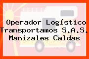 Operador Logístico Transportamos S.A.S. Manizales Caldas