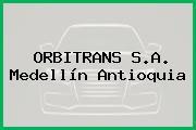 ORBITRANS S.A. Medellín Antioquia