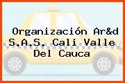 Organización Ar&d S.A.S. Cali Valle Del Cauca