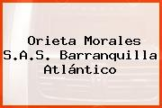Orieta Morales S.A.S. Barranquilla Atlántico