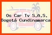 Os Car Tv S.A.S. Bogotá Cundinamarca
