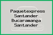 Paquetexpress Santander Bucaramanga Santander