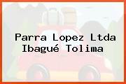 Parra Lopez Ltda Ibagué Tolima