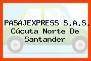 PASAJEXPRESS S.A.S. Cúcuta Norte De Santander