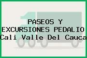 PASEOS Y EXCURSIONES PEDALIO Cali Valle Del Cauca