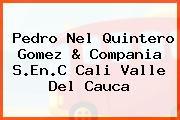 Pedro Nel Quintero Gomez & Compania S.En.C Cali Valle Del Cauca