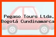 Pegaso Tours Ltda. Bogotá Cundinamarca