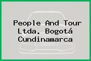 People And Tour Ltda. Bogotá Cundinamarca