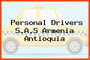 Personal Drivers S.A.S Armenia Antioquia