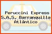 Peruccini Express S.A.S. Barranquilla Atlántico