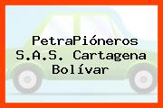 PetraPióneros S.A.S. Cartagena Bolívar