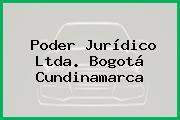 Poder Jurídico Ltda. Bogotá Cundinamarca