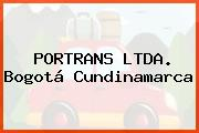 PORTRANS LTDA. Bogotá Cundinamarca