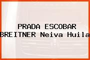 PRADA ESCOBAR BREITNER Neiva Huila