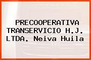 PRECOOPERATIVA TRANSERVICIO H.J. LTDA. Neiva Huila