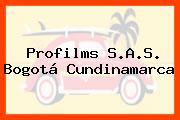 Profilms S.A.S. Bogotá Cundinamarca