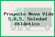 Proyecto Nova Vida S.A.S. Soledad Atlántico